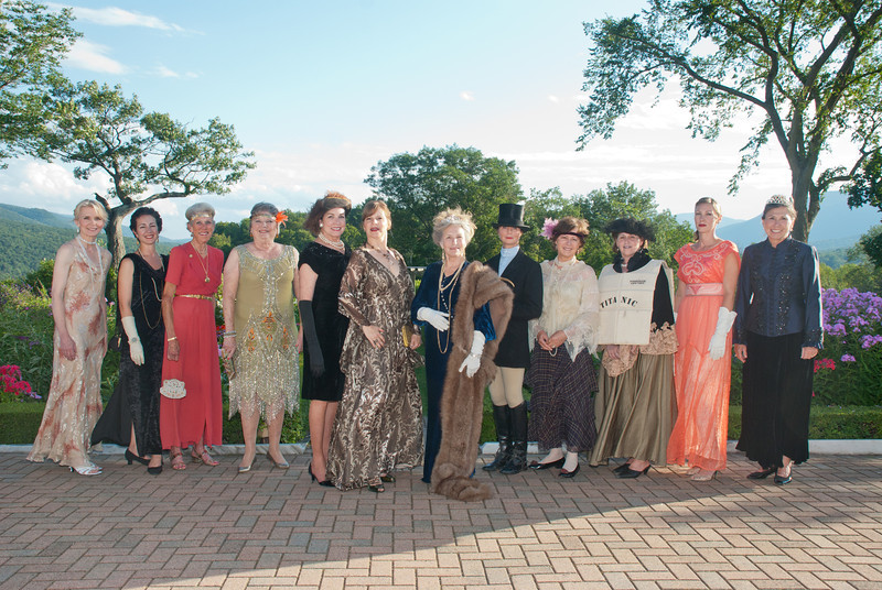 Summer Ball in the style of Downton Abbey (2013)