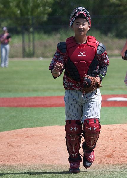 Summer Baseball 2014