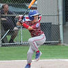 STAN HUDY - SHUDY@DIGITALFIRSTMEDIA.COM<br /> Mechanicville-Stillwater Little League batter Colin Richardson readies for a pitch during the July 15, 2016 Little League 9-10 District 10_11 championship game at Mechanicville-Stillwater.