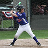 STAN HUDY - SHUDY@DIGITALFIRSTMEDIA.COM<br /> Saratoga National Little League batter Jack Ragle has his eyes wide open for an incoming pitch during the July 15, 2016 Little League 9-10 District 10_11 championship game at Mechanicville-Stillwater.