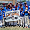 STAN HUDY - SHUDY@DIGITALFIRSTMEDIA.COM<br /> The newly merged Wilton/Saratoga American 12U Cal Ripken Baseball squad remained undefeated through district and Eastern New York State tournament play, earning an 8-5 win over Rome Monday afternoon to advance to the Mid-Atlantic Regional in NJ.
