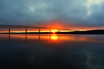 ahhh Sunrise .....