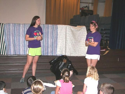 Week 8 - St. John's Lutheran Church Day Camp!