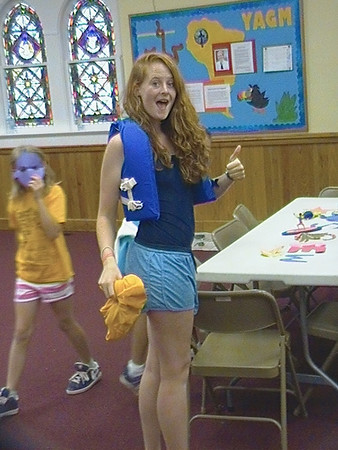 Week 3 - Grace Lutheran Boone Daycamp
