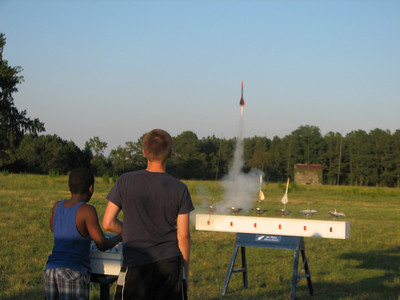 Week 4 - Rocketry B