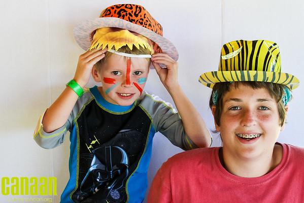 Jr Day Camp - Week 8