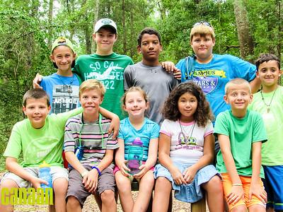 Catawba Ventures-Island Escape-Frontier Camp-Week 8