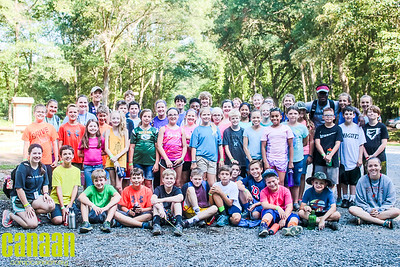Resident Camp - Week 6