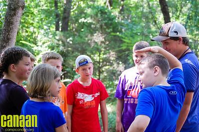 Senior Day Camp - Week 5