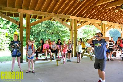 Senior Day Camp - Week 8
