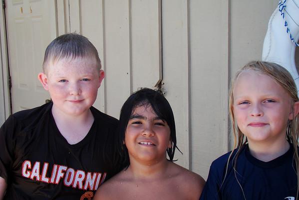 August 4-8, 2008 Lake Arlington Preteens