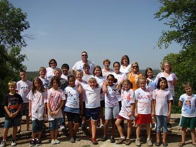 July 27-31, 2008 Kidz at Kamp