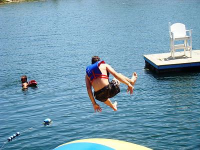 Lake Arlington BC Preteen Camp