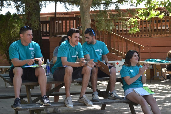 Camp 2013 Week 1