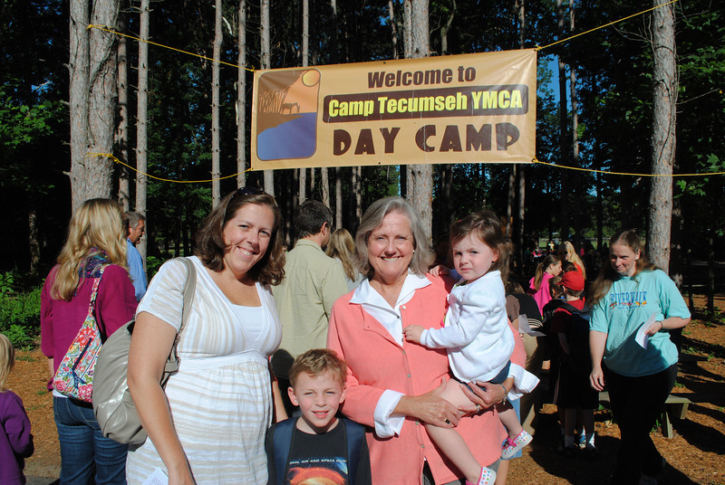Camp Tecumseh welcomes a 6th generation camper!