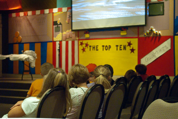 Shearer Hills Baptist Church: Children - August 7, 2011, Morning