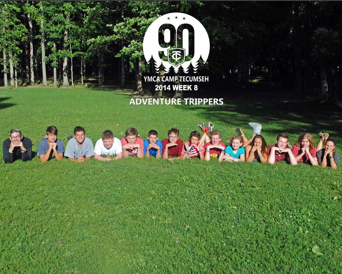 Trippers - 14 - 2014 W8