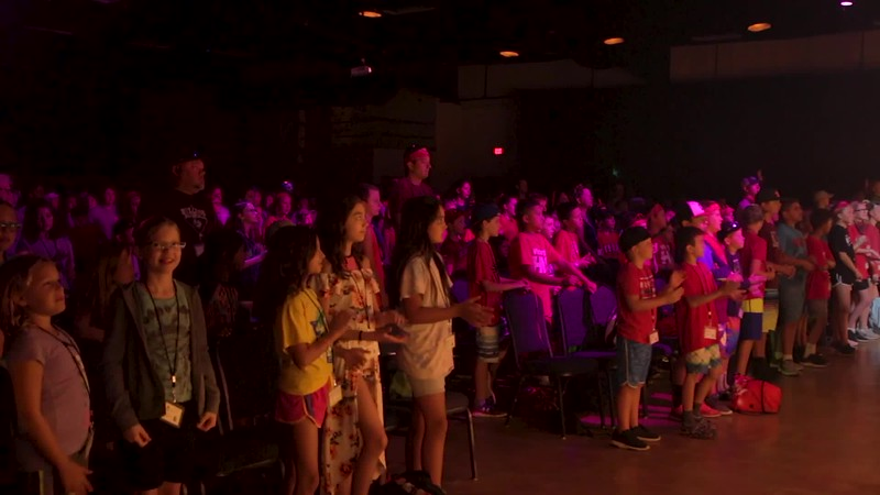 PreTeen Session 3 - Day 2