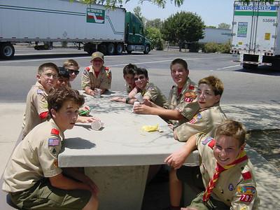 2003 Summer Camp