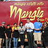 The Social Media team and Mangia Truck crew