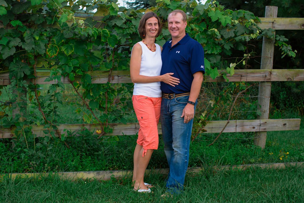 Amanda and Kenny