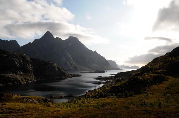 North-Norwegian fjord