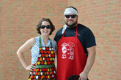 Summer Faculty Cookout