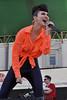SAN FRANCISCO, CA-JUNE 24: Karmin performs at the San Francisco Pride Festival in San Francisco, CA on June 24, 2012. (L-R): Amy Heidemann, Nick Noonan. (Photo by Clayton Call/Redferns)