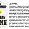 """The Grownup"" by Gillian Flynn<br /> Recommended by Librarian Laureen Cutrona at the Townsend Public Library. Edgar Award Winner.<br /> From the book's synopsis: ""A canny young woman is struggling to survive by perpetrating various levels of mostly harmless fraud. On a rainy April morning, she is reading auras at Spiritual Palms when Susan Burke walks in. A keen observer of human behavior, our unnamed narrator immediately diagnoses beautiful, rich Susan as an unhappy woman eager to give her lovely life a drama injection. However, when the 'psychic' visits the eerie Victorian home that has been the source of Susan's terror and grief, she realizes she may not have to pretend to believe in ghosts anymore. Miles, Susan's teenage stepson, doesn't help matters with his disturbing manner and grisly imagination."""