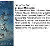 """I Let You Go"" by Clare Mackintosh<br /> Recommended by Adult Services Librarian Jessica Fitzpatrick, Head of Circulation Christine Sharbrough and Young Adult Librarian Jennifer Tetro-Roy at the Chelmsford Public Library, who said:<br /> ""This year's twisting psychological suspense novel, already likened to 'The Girl on the Train.' The clues and characters keep you riveted to the end — a perfect accessory to any summer vacation."""