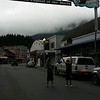 Arrival in Ketchikan Alaska....