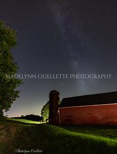 Milkyway on Raynes Farm