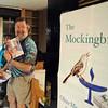 The secret underground lair of the Mockingbird editorial staff.