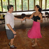 Joe and Kathy taught Swing Dance.
