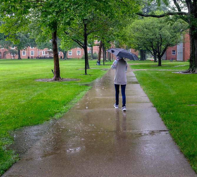 And more rain!