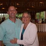 Bob Roth and Susie Conley.