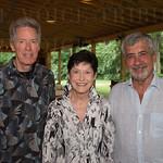 Bob Brand, Pat Brasch and Guy Montgomery.