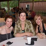 Christine Cline, Amy Guyton and Nancy Brand.