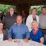 Dixie and Dennis Akers, Bill Hyden, Laura Zook, Susan Hooe and Dan Zook.