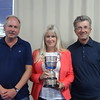 Mixed Pivot Teams winners - Jeremy Willans, Christine Jepson, Neil Watts & Jill Skinner