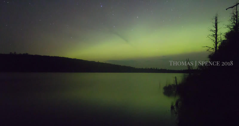 Hare Lake Aurora