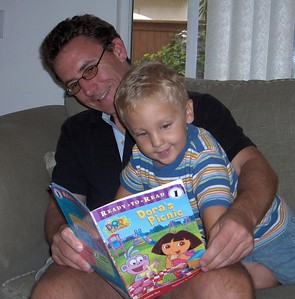 dad and finn dora book final2