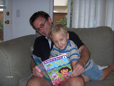 dad and finn dora book final
