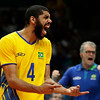 CORRECTION Rio Olympics Volleyball Men