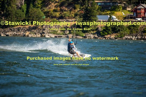 Luhr Jensen Launch - White Salmon Bridge 7 18 18-8745