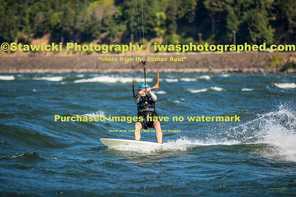 Luhr Jensen Launch - White Salmon Bridge 7 18 18-8747