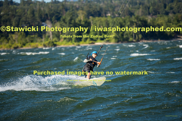 Luhr Jensen Launch - White Salmon Bridge 7 18 18-8740