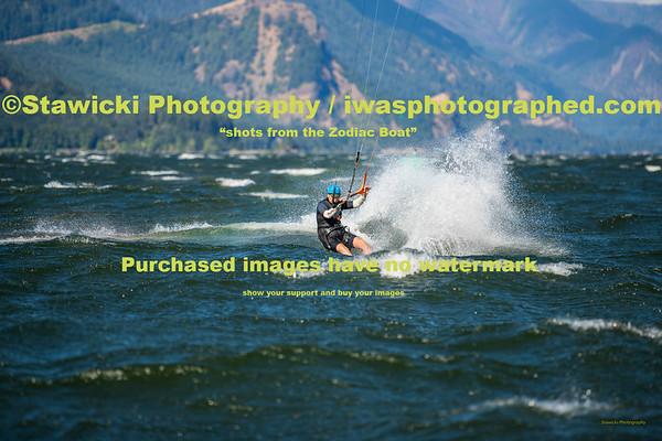 Luhr Jensen Launch - White Salmon Bridge 7 18 18-8732