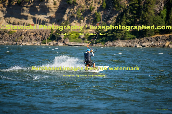 Luhr Jensen Launch - White Salmon Bridge 7 18 18-8742