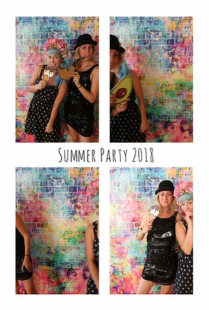 Summer Party 2018, 3rd Aug 2018